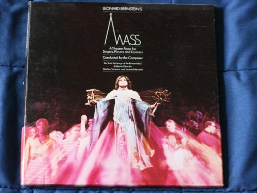 Leonard Bernsteins - Mass M2 31008