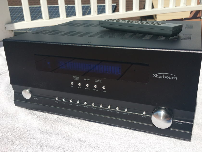 Sherbourn Audio PT-7030 Pre-Amp with HDMI (6 in 2 out)