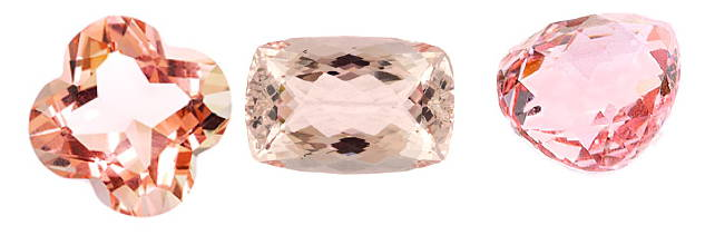 Morganite for engagement rings yves lemay jewelry
