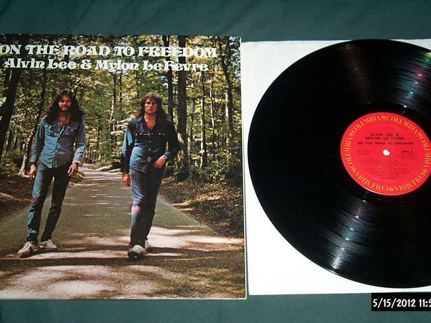 Alvin lee - On The Road To freedom lp nm