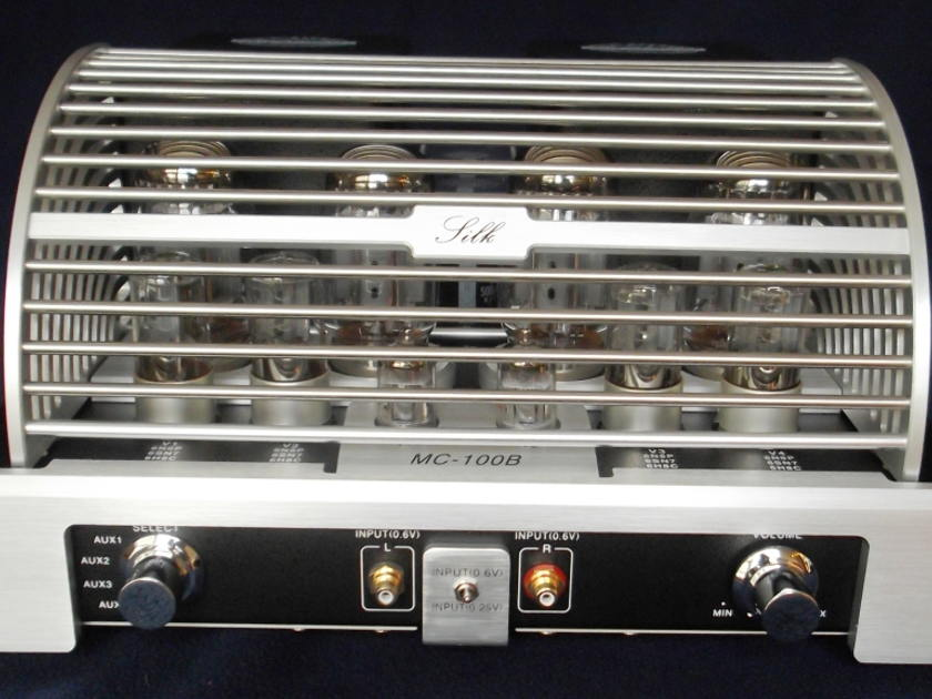 Silk Audio MC100SE Factory Upgraded Yaqin MC100B Tube Integrated Amp