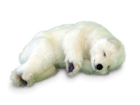 HANSA Life-like Stuffed Animal - Polar Bear
