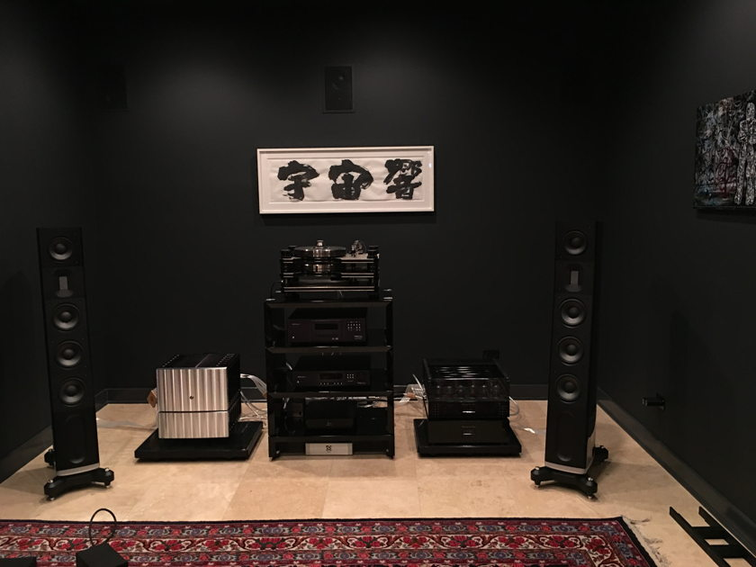 Audio Physics Scorpio 25 Plus speakers Ebony Ebony Huge Discount