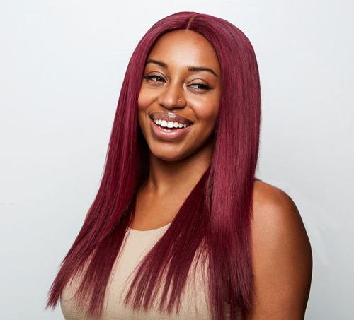 Handmade Lace Closure Wig