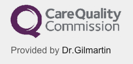 care quality commision by Dr David Gilmartin