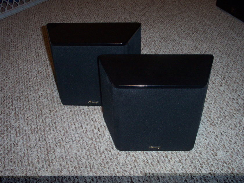 Mirage Surround Speakers OM-R2HB Piano Finish