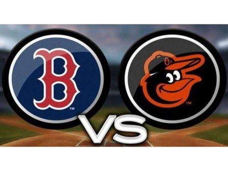 2 Tickets to the Red Sox Play the Orioles in Baltimore