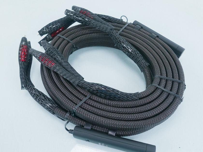 Audioquest  Castle Rock Speaker Cables; 10' Pair; Bananas (9231)