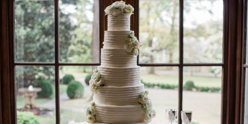What Goes into the Cost of a … Wedding Cake