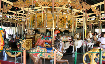 Around San Diego - Balboa Park Carousel CANCELLED
