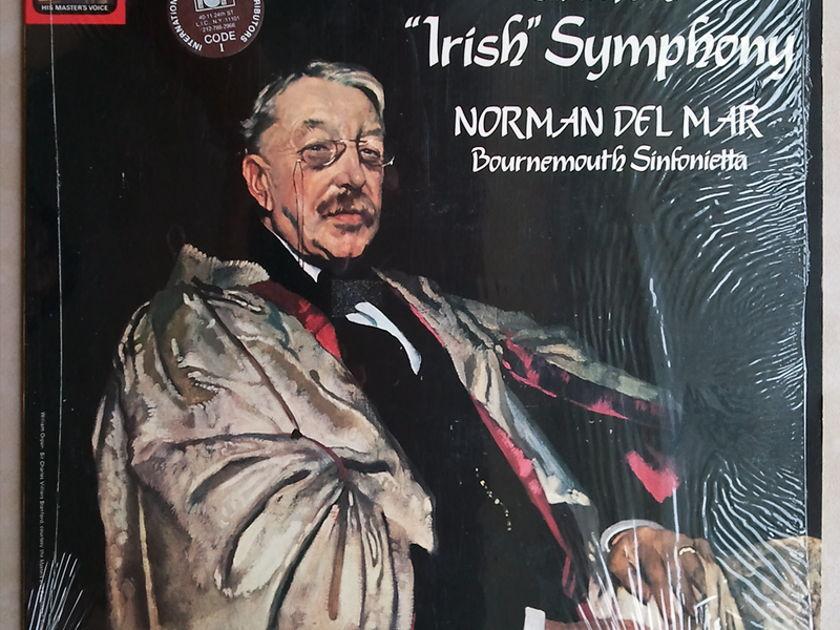 EMI HMV/Norman Del Mar/Stanford - Irish Symphony / NM