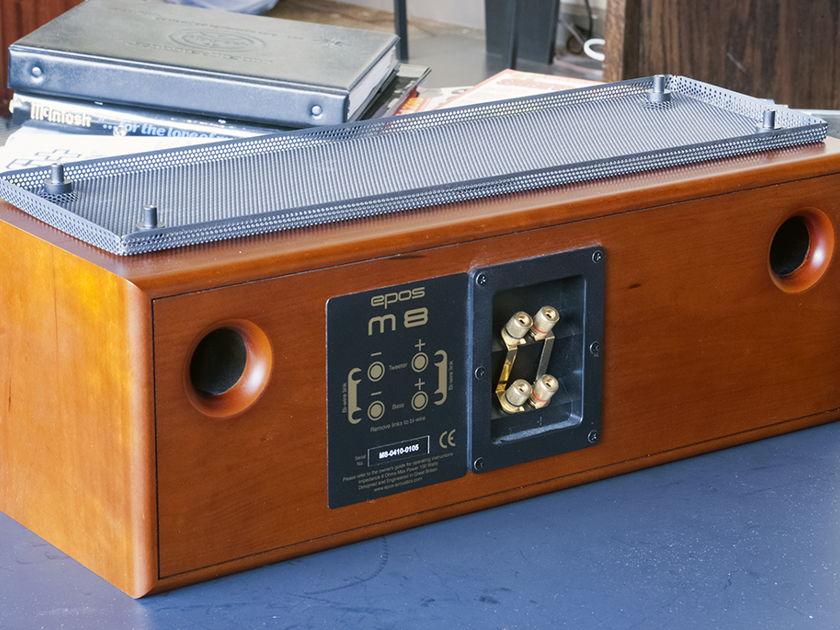 Epos M8 Center Channel Speaker