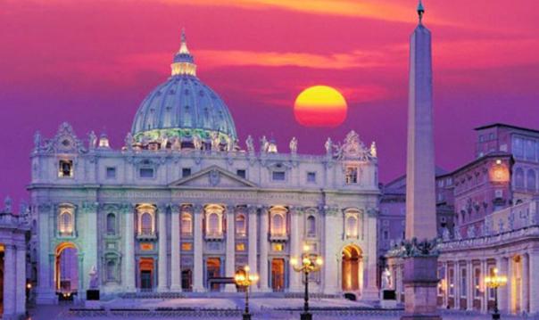 Путешествие по следам императоров и пап римских в Соборе Св.Петра