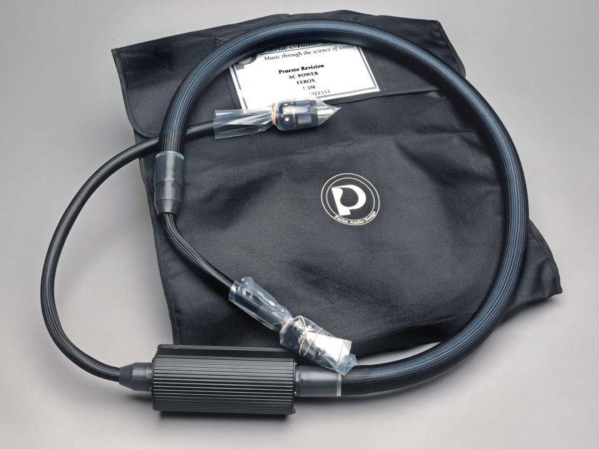 Purist Audio Design LTD Luminist Revision 1 Meter AC