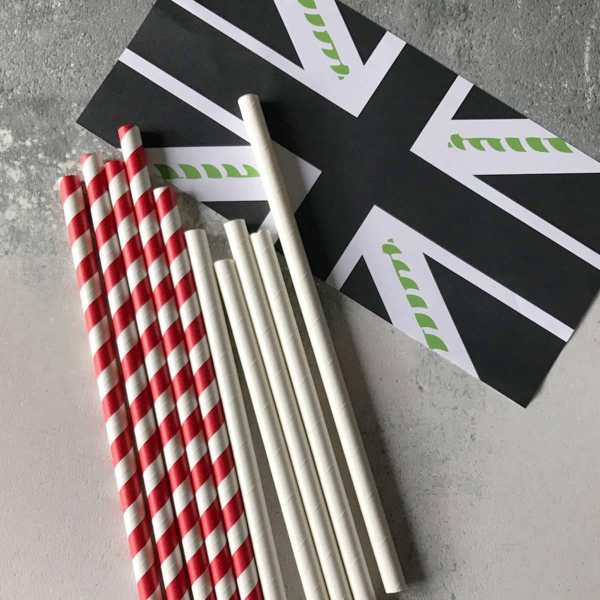 TIPI British Paper Straws - Pallets – Tipi - The Paper Straws Co