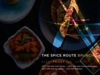 صورة THE SPICE ROUTE BRUNCH