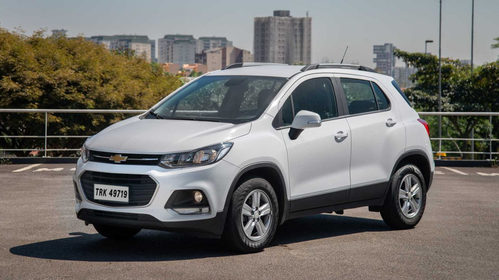 Chevrolet Tracker Turbo