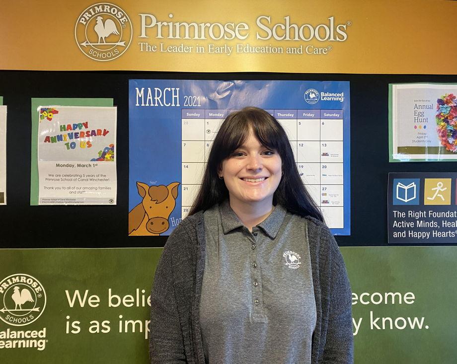 Ms. Adeline Dickerson , Support Teacher