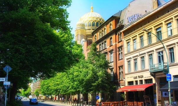 Еврейский Берлин