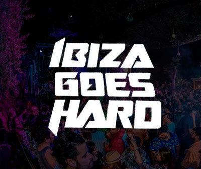 Ibiza Goes Hard Ibiza party calendar, Benimussa Park tickets