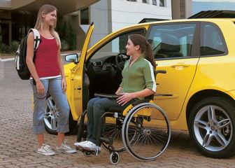 Veículos para pessoas com deficiência