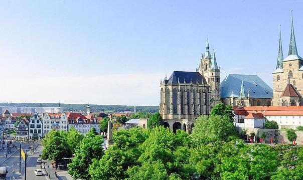 Эрфурт + Веймар