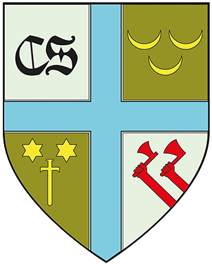 Corse and Staunton Cricket Club Logo