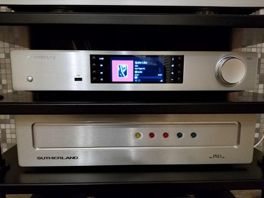Cambridge Audio CXN Network Player (Silver)