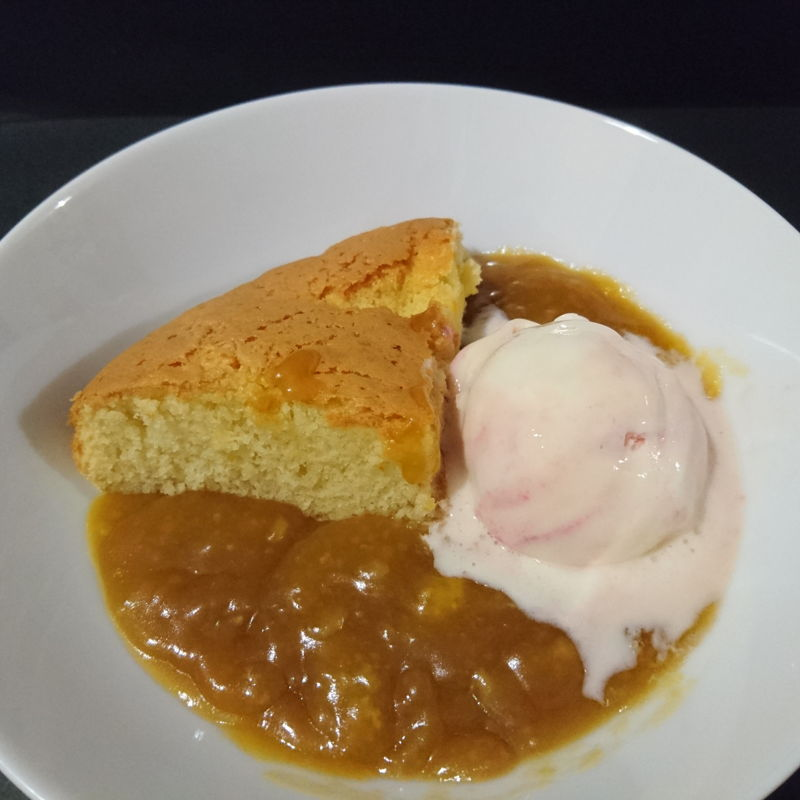 Date: 26 Nov 2019 (Tue) 17th Dessert: Butterscotch Pudding [120] [121.7%] [Score: 10.0]