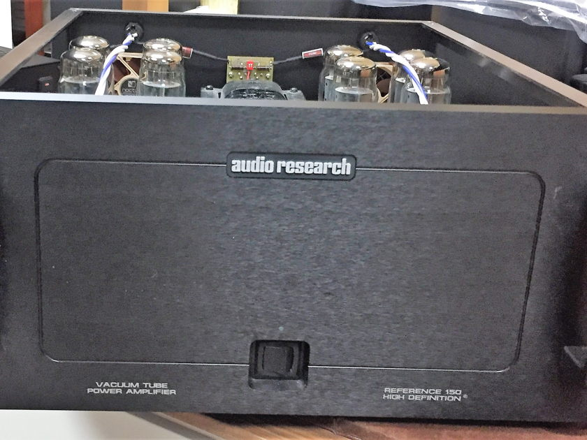 Audio Research Reference 150 We have an amazing amount of used high end inventory