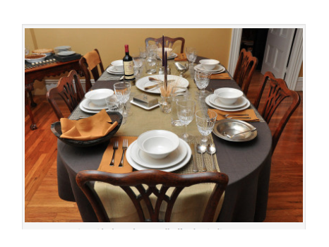 Dinner for Six Delivered to your home
