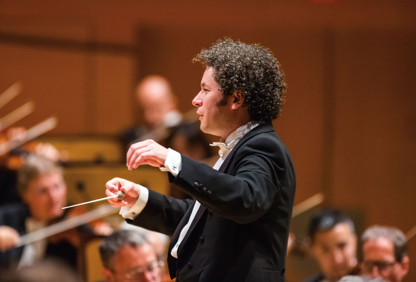 Dudamel Conducts Mozart & Mehldau artwork