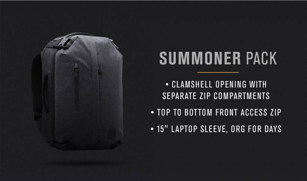 Buy the Chrome Industries Summoner Pack from Biggride Australia