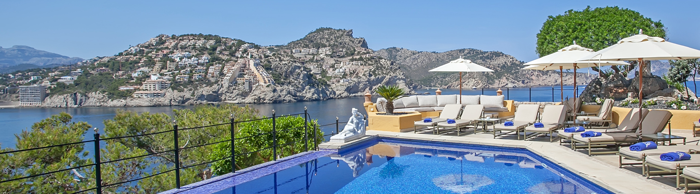 Balearen, Spanien - High-end estate Port Andratx