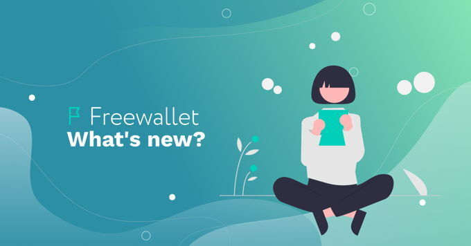 New Integrations and Features in Freewallet: Spring 2021