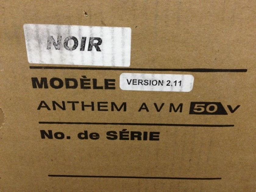 Anthem AVM50v  V2.11 Pre Pro