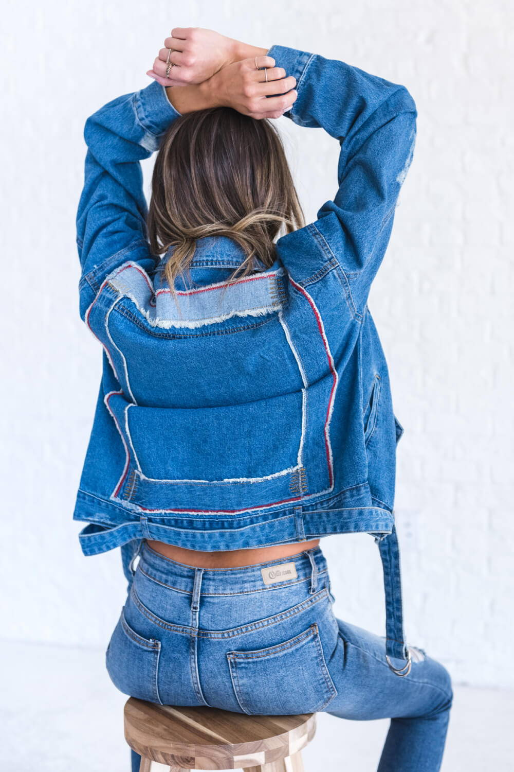 Summer Reading List 2018 Denim Jacket