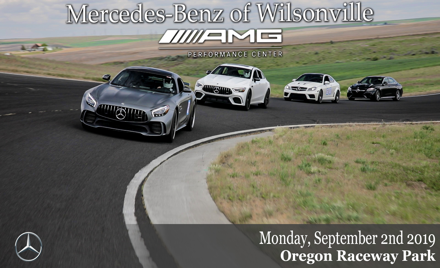 AMG Performance Center Track Day