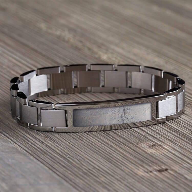Meteorite Interchangeable Bracelet