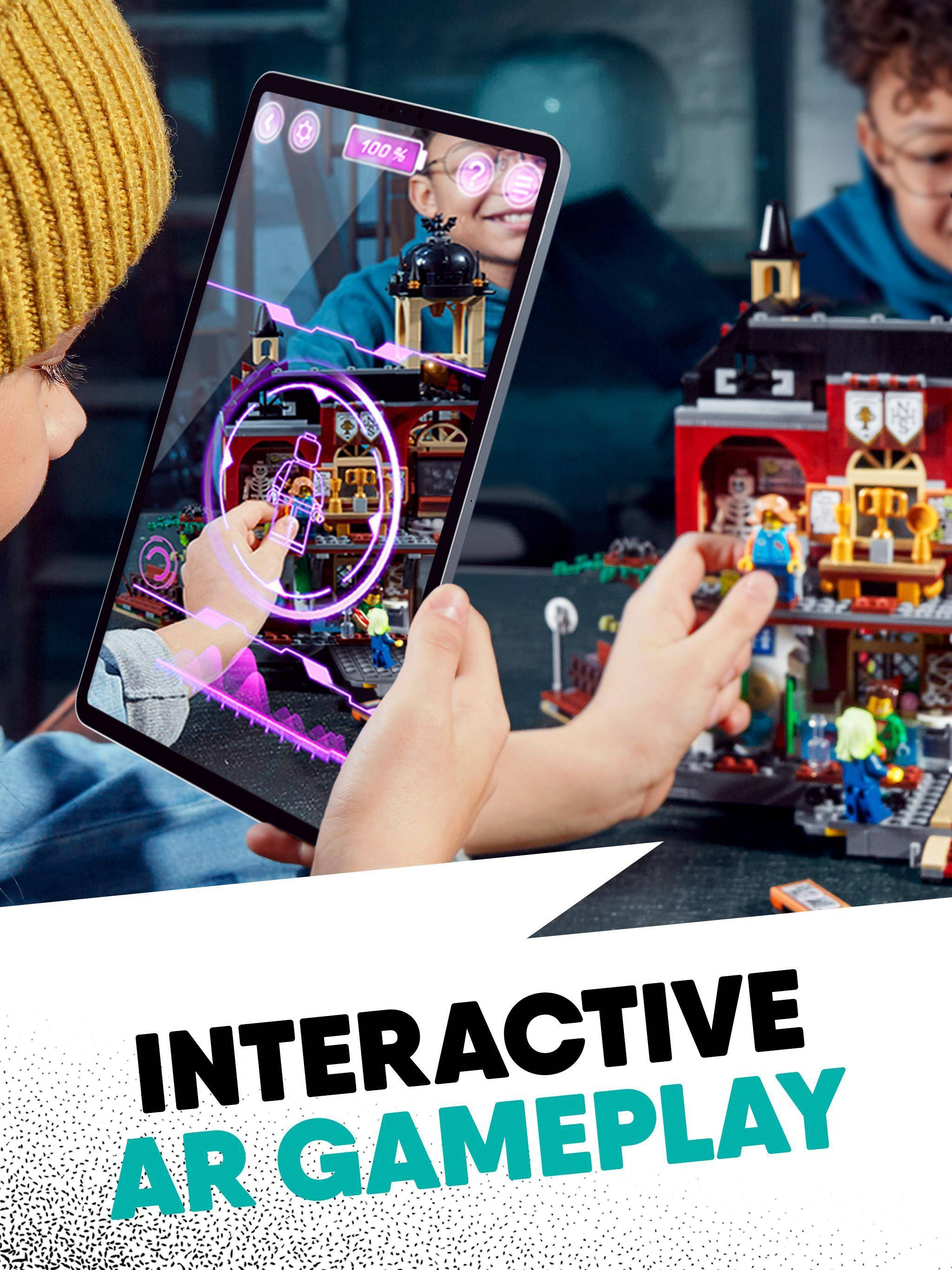 interactive ar gameplay