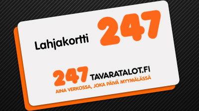 247 Tavaratalot