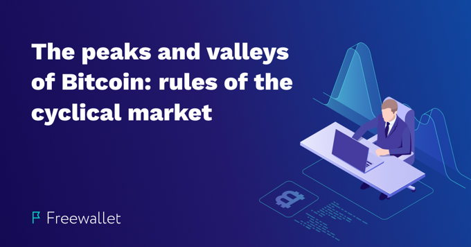 The peaks and valleys of Bitcoin: rules of the cyclical market | BTC price history