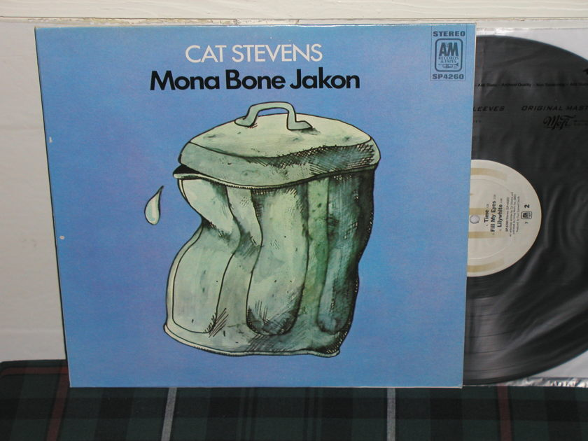 Cat Stevens  -  Mona Bone Jakon LP A&M SP 4260