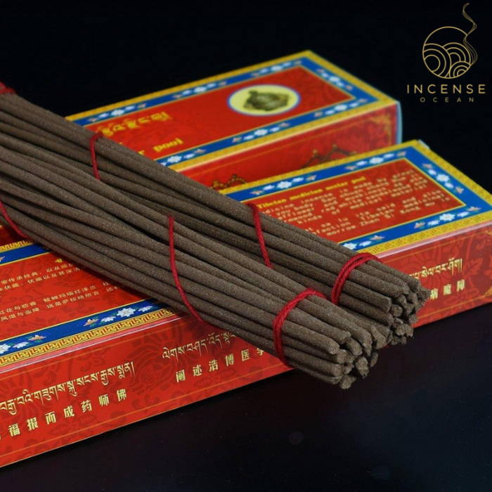 Tibet Manna Incense Sticks