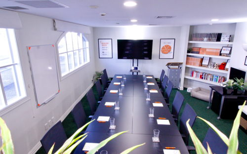 Boardroom - Workshop Space - with breakout areas in Newmarket with on-site parking - 0
