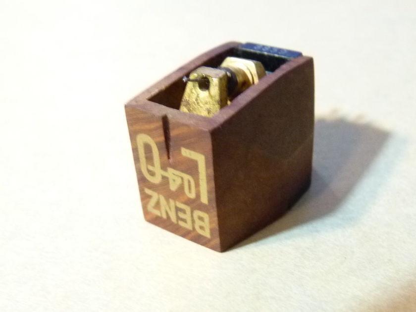 Benz Micro Lo 0.4 phono cartridge LOMC