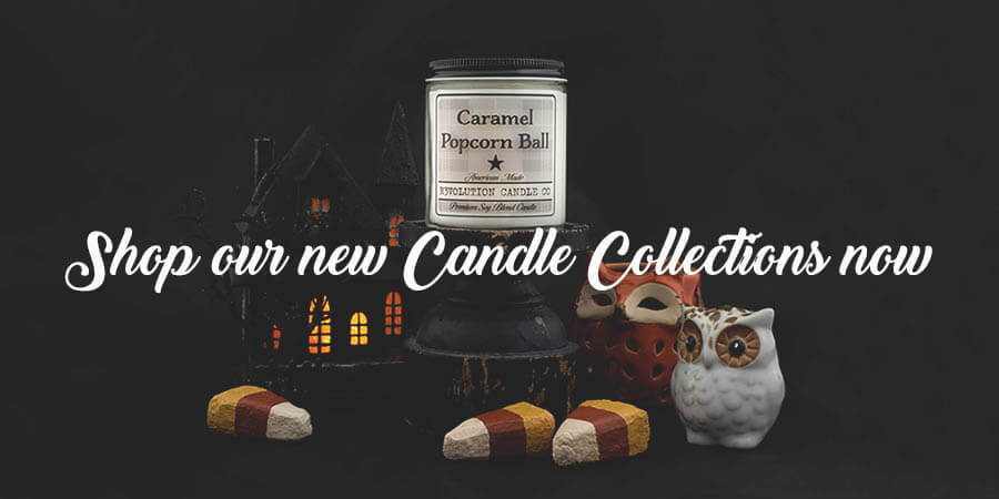 Revolution Candle Co - American Made, small batch candles and wax melts