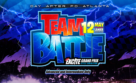 ExciteGP Team Battle - Day After FD Atlanta