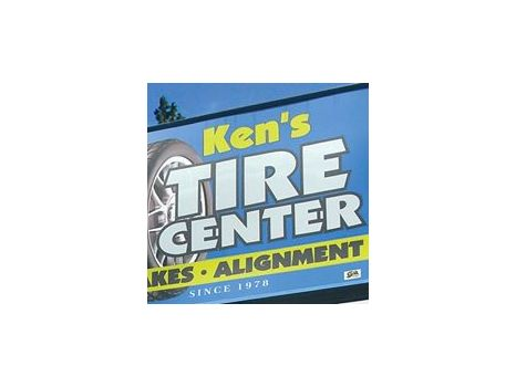 Ken's Tire Center Alignment and 21 point Inspection