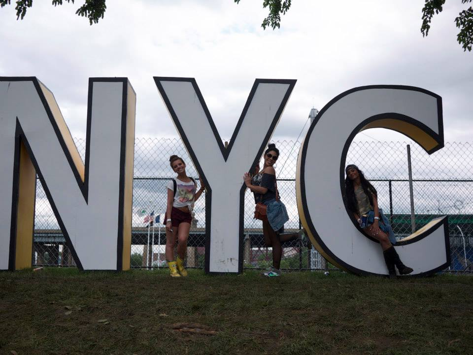 Governor's Ball 2013 Girls on the Sign.jpg